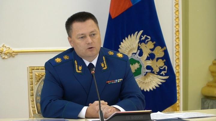 Генпрокурор Краснов: незаконная торговля информацией пополнила список киберугроз