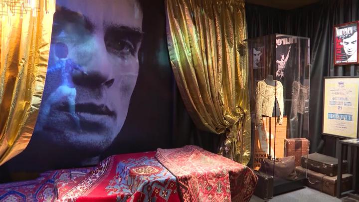В Приморье открылась выставка уфимских артефактов, посвященная Рудольфу Нурееву