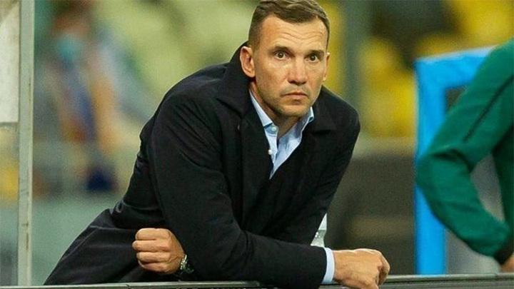 Украинская федерация футбола обвинила Шевченко в несговорчивости