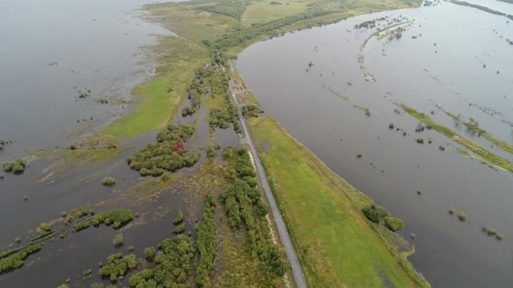 Пострадавшие от паводка в ЕАО и Забайкалье получат материальную помощь