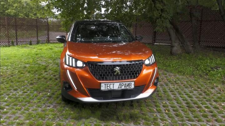 """""""Львенок"""" показал клыки тигра: новый компакт-паркетник от Peugeot"""