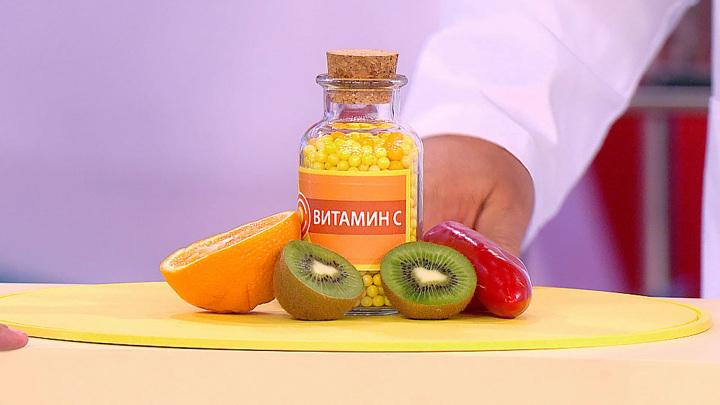 Какие витамины важны для иммунитета? Советы доктора Мясникова