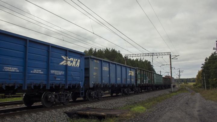 В Амурской области два грузовых вагона сошли с путей