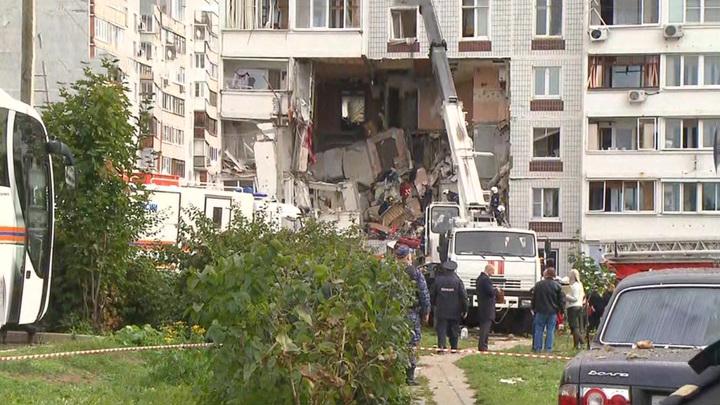 Главу газовой фирмы отправили под домашний арест после взрыва дома в Ногинске
