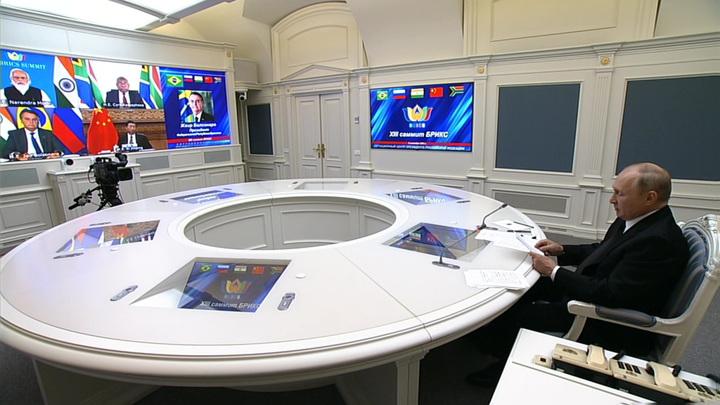 Путин: БРИКС за мир в Афганистане