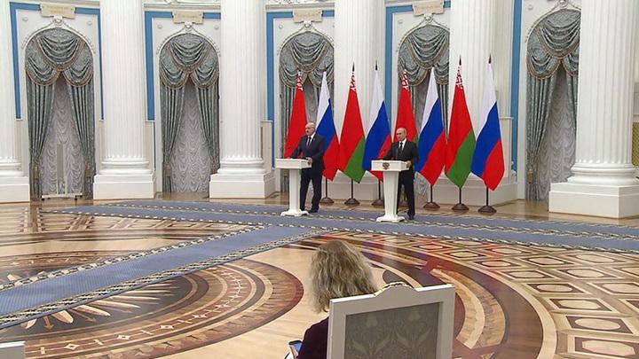Москве и Минску удалось договориться о единой макроэкономической политике