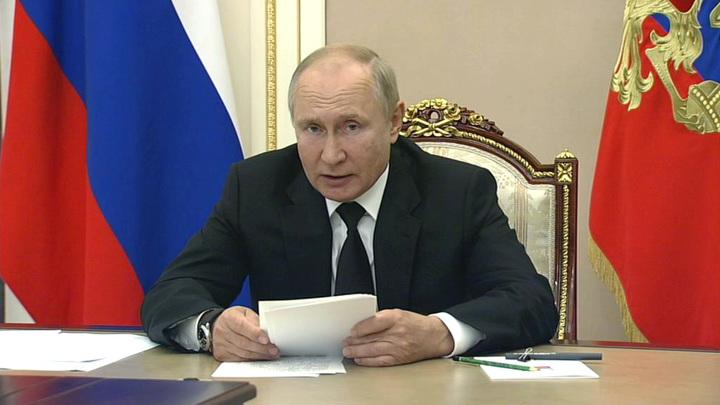 """""""Счетоводы!"""" Путин высказался о скандале на Олимпиаде"""