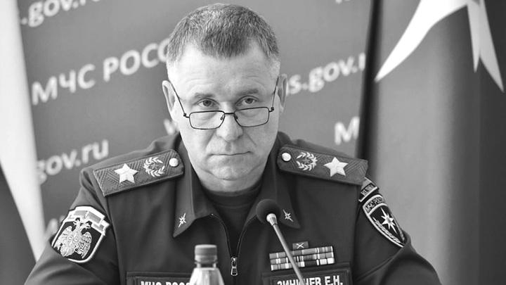 40 дней: панихида по Евгению Зиничеву