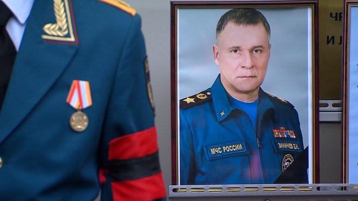 Проводили со всеми почестями: Россия простилась с Евгением Зиничевым