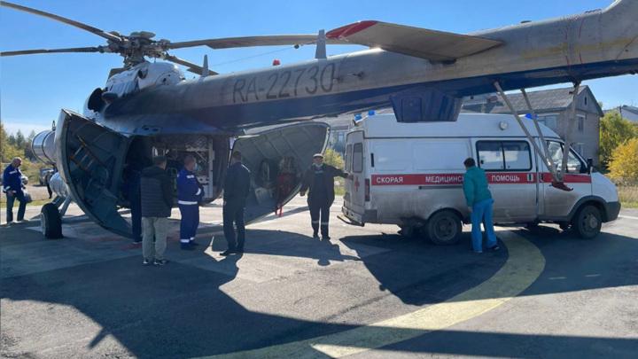 Местный житель рассказал о спасательной операции на месте крушения L-410