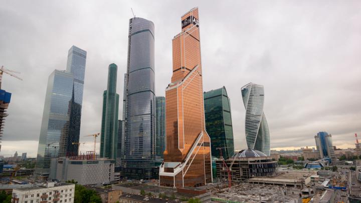 Москва на 4 дня окажется во власти дождей