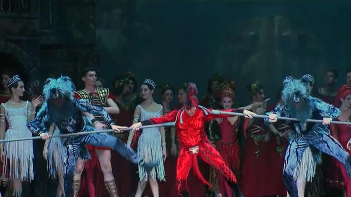 Ростовский музыкальный театр приехал на фестиваль в Большой театр