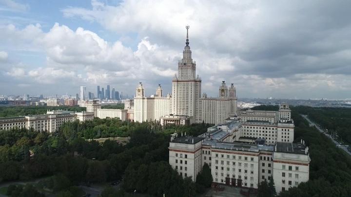"""Ради """"фоточек"""": участники подъема на шпиль МГУ могут отделаться штрафами"""