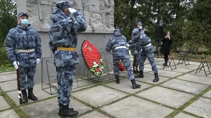 В деревнях Ленобласти прошли захоронения останков солдат Великой Отечественной