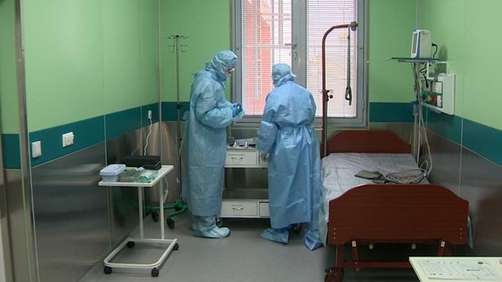 COVID-19: в Волгоградской области более 300 заболевших за сутки