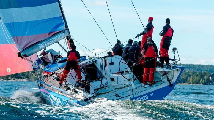 Парусный спорт. На Nord Stream Race сокращение участников