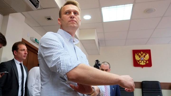 Ярмыш: Навального поставили на учет как экстремиста и террориста