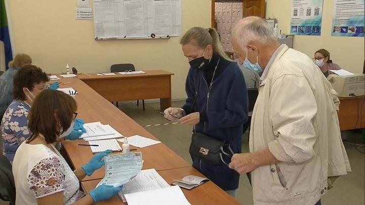 Открылись участки в Удмуртии, Самарской, Астраханской и Ульяновской областях