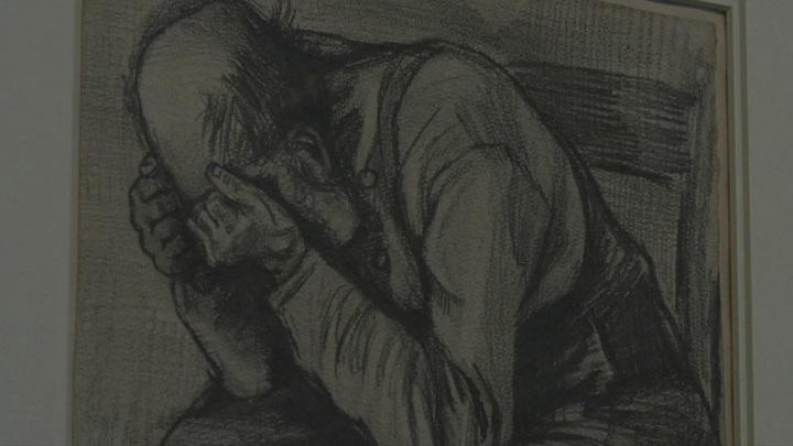 Ранее неизвестный рисунок знаменитого постимпрессиониста выставили в музее Амстердама