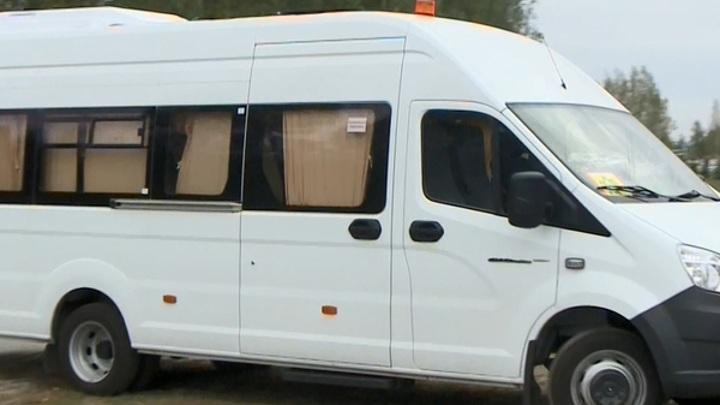 Три рязанские спортивные школы получили новые автобусы