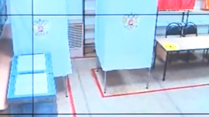 Уволен председатель участковой комиссии, где камеру закрывали тряпкой