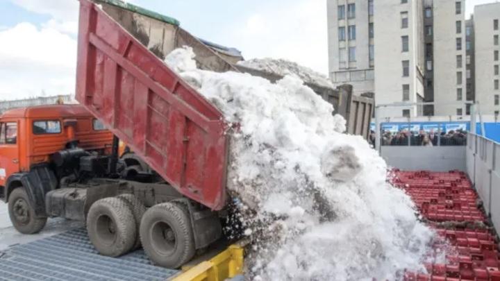 В Нижнем Новгороде в 2022 году начнет работать новая станция снеготаяния