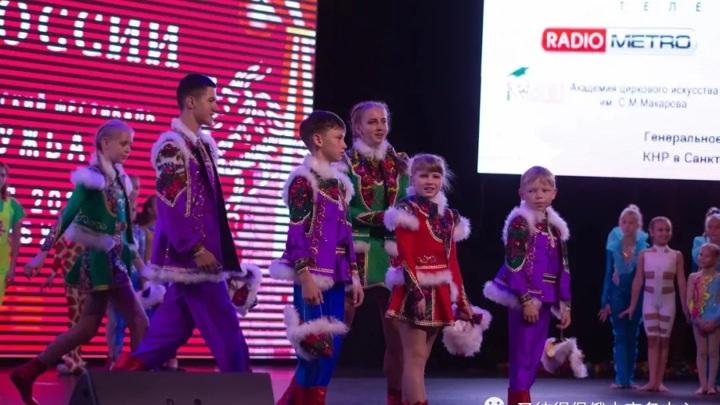 Юные циркачи из Наволок стали лауреатами российско-китайского фестиваля