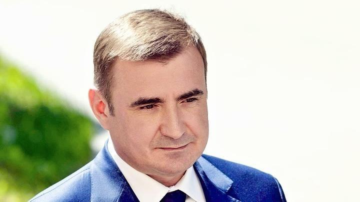 Алексей Дюмин переизбран на должность губернатора Тульской области