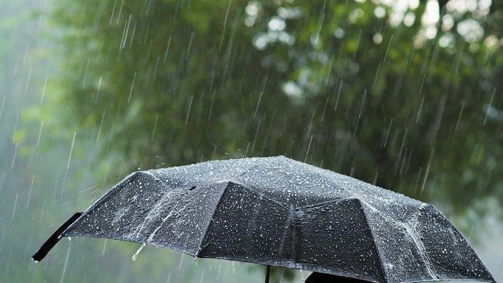 Дожди подтопили улицы в Новороссийске и Анапе