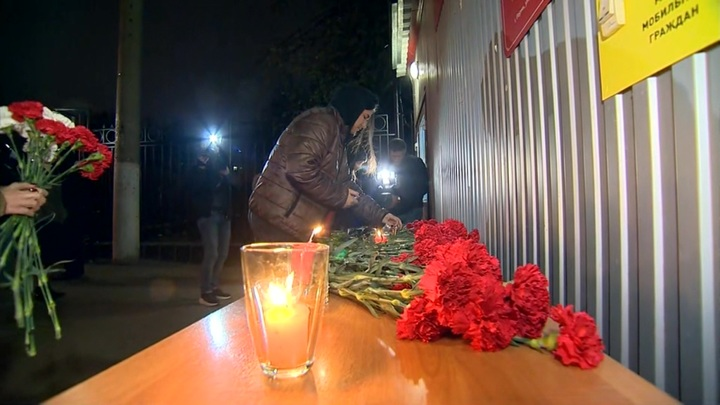 В Пермском крае 21 сентября День траура по погибшим при стрельбе в университете