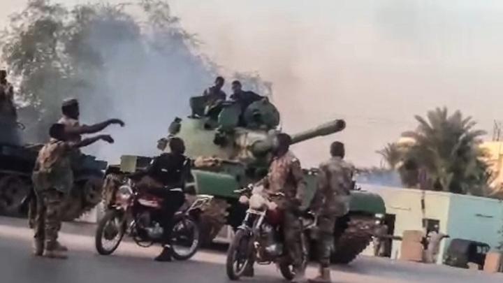 Все спокойно: посольство РФ в Судане прокомментировало попытку переворота