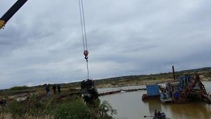 Со дна карьера в Пензенской области достали тело второго пропавшего мужчины