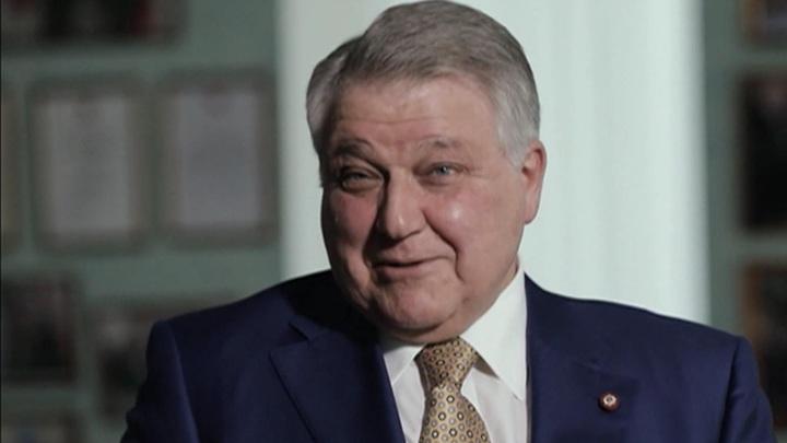 Президенту Курчатовского института Михаилу Ковальчуку – 75
