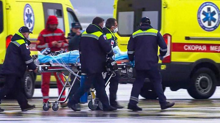 Число пострадавших после ЧП в пермском госуниверситете возросло до 42 человек