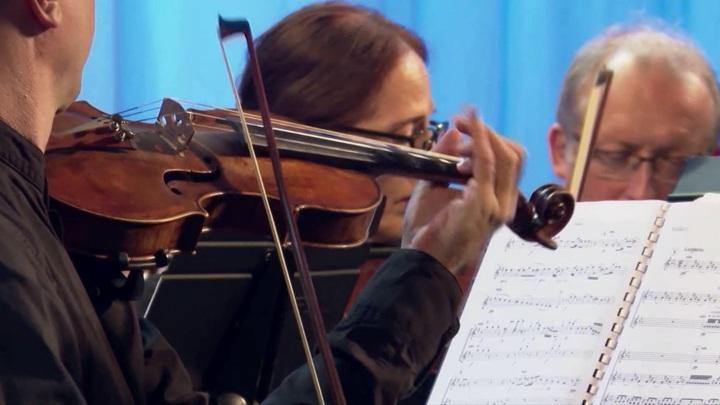 Международный музыкальный фестиваль Юрия Башмета открылся в Ростове-на-Дону
