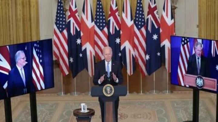 Австралия, Великобритания и СШАобъявили о создании нового партнерства в сфере безопасности