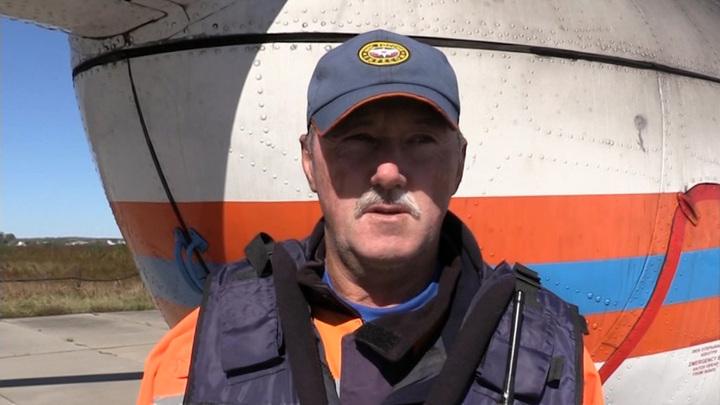 Спасатели приступили к обследованию места крушения под Хабаровском Ан-26