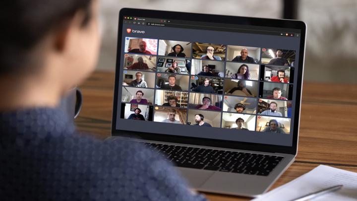 В браузере Brave появились анонимные видеоконференции