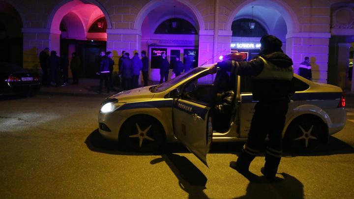 Групповое изнасилование в центре Питера: ирландец попал в больницу