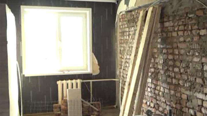 В Чите завершается ремонт квартир, пострадавших при взрыве самогонного аппарата
