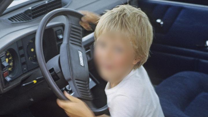 В Йошкар-Оле задержан 7-летний водитель Kia Ceed