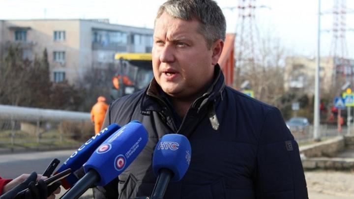 Аксенов отправил в отставку главу Минтранса Крыма
