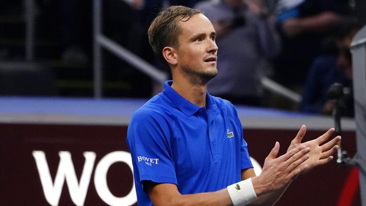 Даниил Медведев упрочил преимущество сборной Европы в Кубке Лейвера