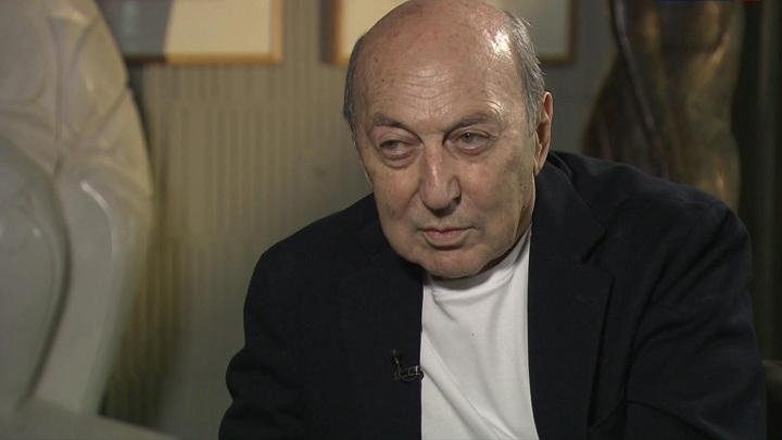 Георгий Франгулян – об открывшейся в Москве скульптурной галерее