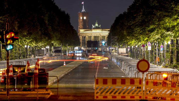 """Судьбу правительства Германии решат """"делатели королей"""""""