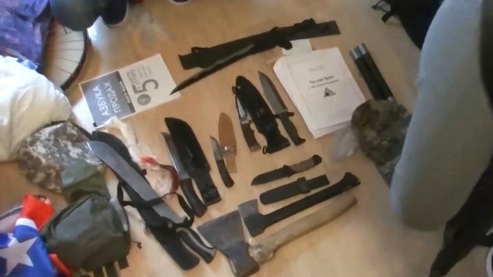 Готовившие теракт отрабатывали навыки в лесу под Уфой