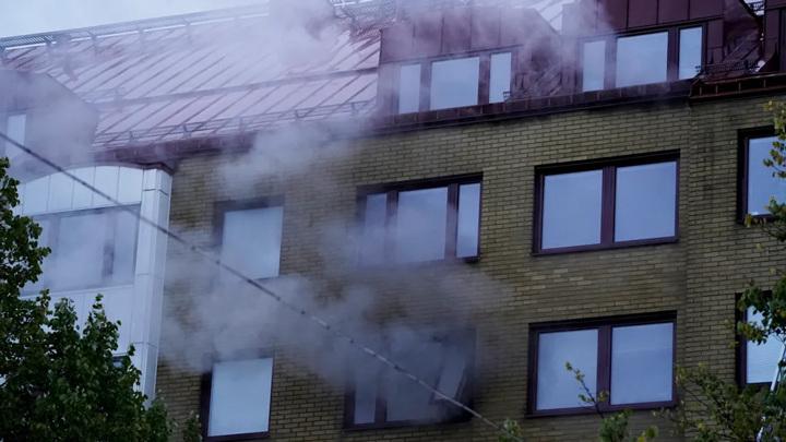 Более 20 человек пострадали в результате взрыва в Гётеборге