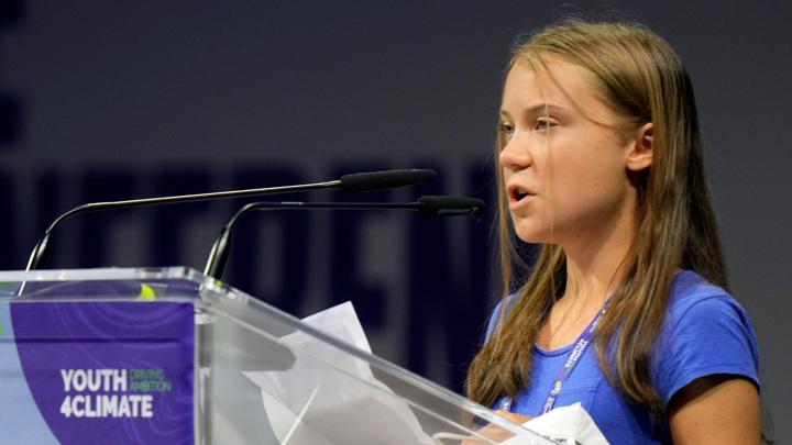 Грета Тунберг обвинила мировых лидеров в популизме и бездействии