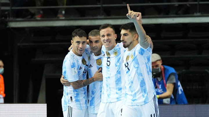 Мини-футбол. Аргентина обыграла Бразилию и вышла в финал World Cup