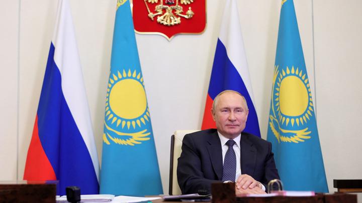 Фото: Евгений Паулин/пресс-служба президента РФ/ТАСС